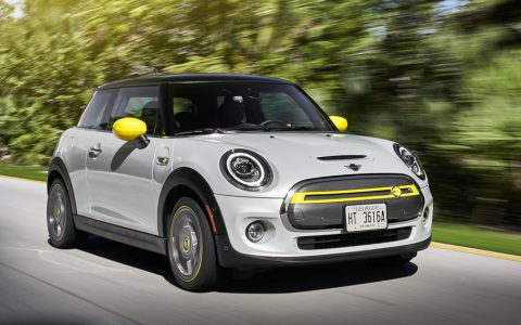 Mini, EVs Become Less Taxing